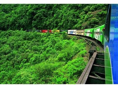 PROJ#9742 - Niche train tour management company